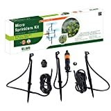 ELGO Micro Sprinkler Kit (Color: Black)