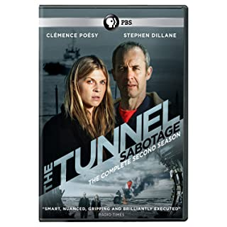 Book Cover: The Tunnel: Sabotage, Season 2