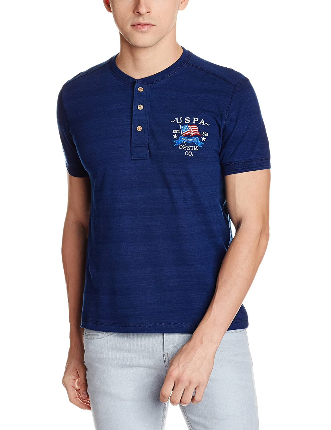 Design your own t shirt india cash on delivery - Us Polo Men S T Shirt