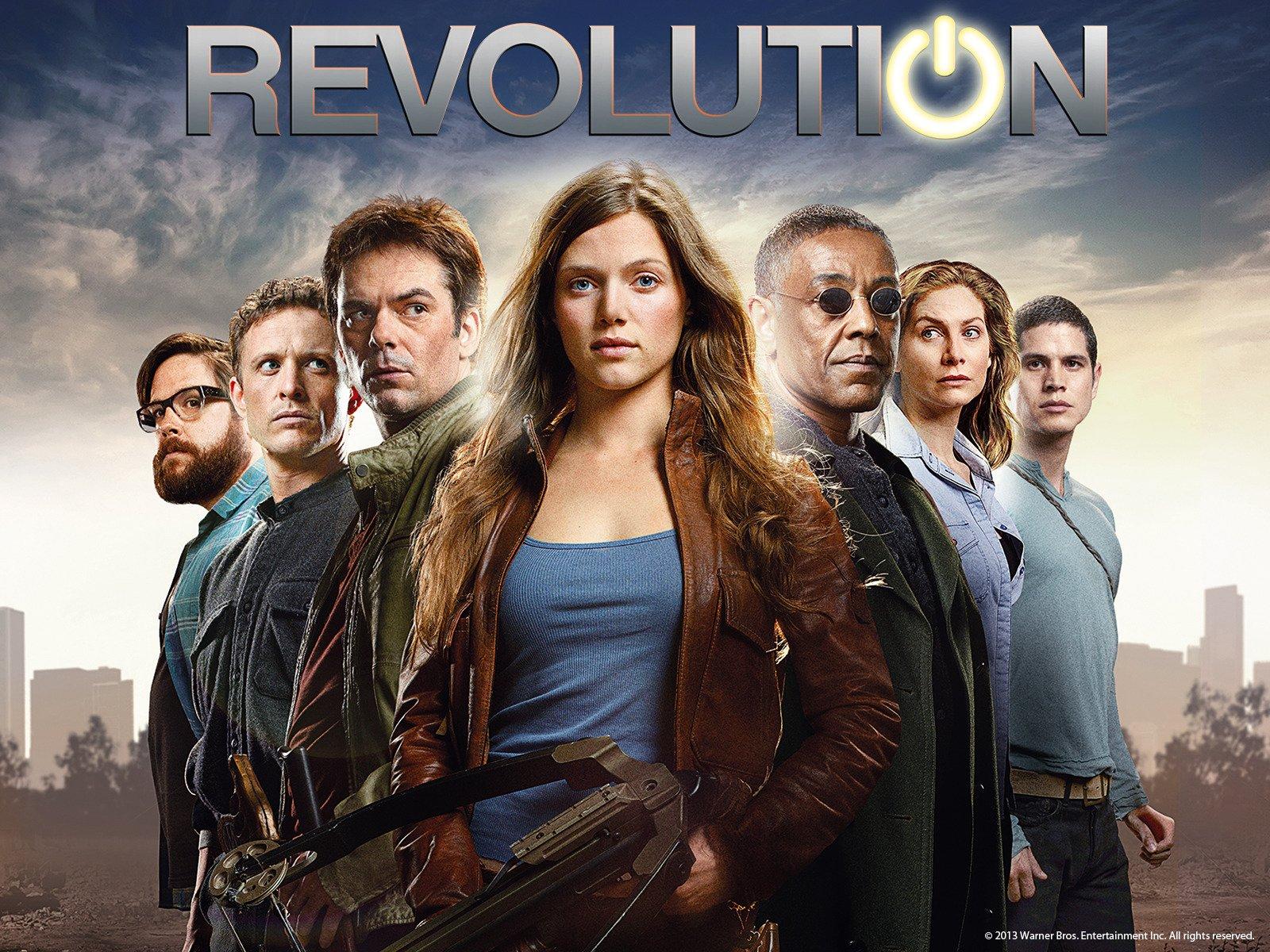 Revolution Season 2 on Amazon Prime Instant Video UK