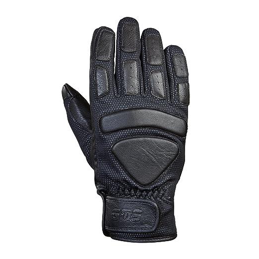 Germas 396. 01-08-S LUCCA Windstopper gants de moto noir taille S :