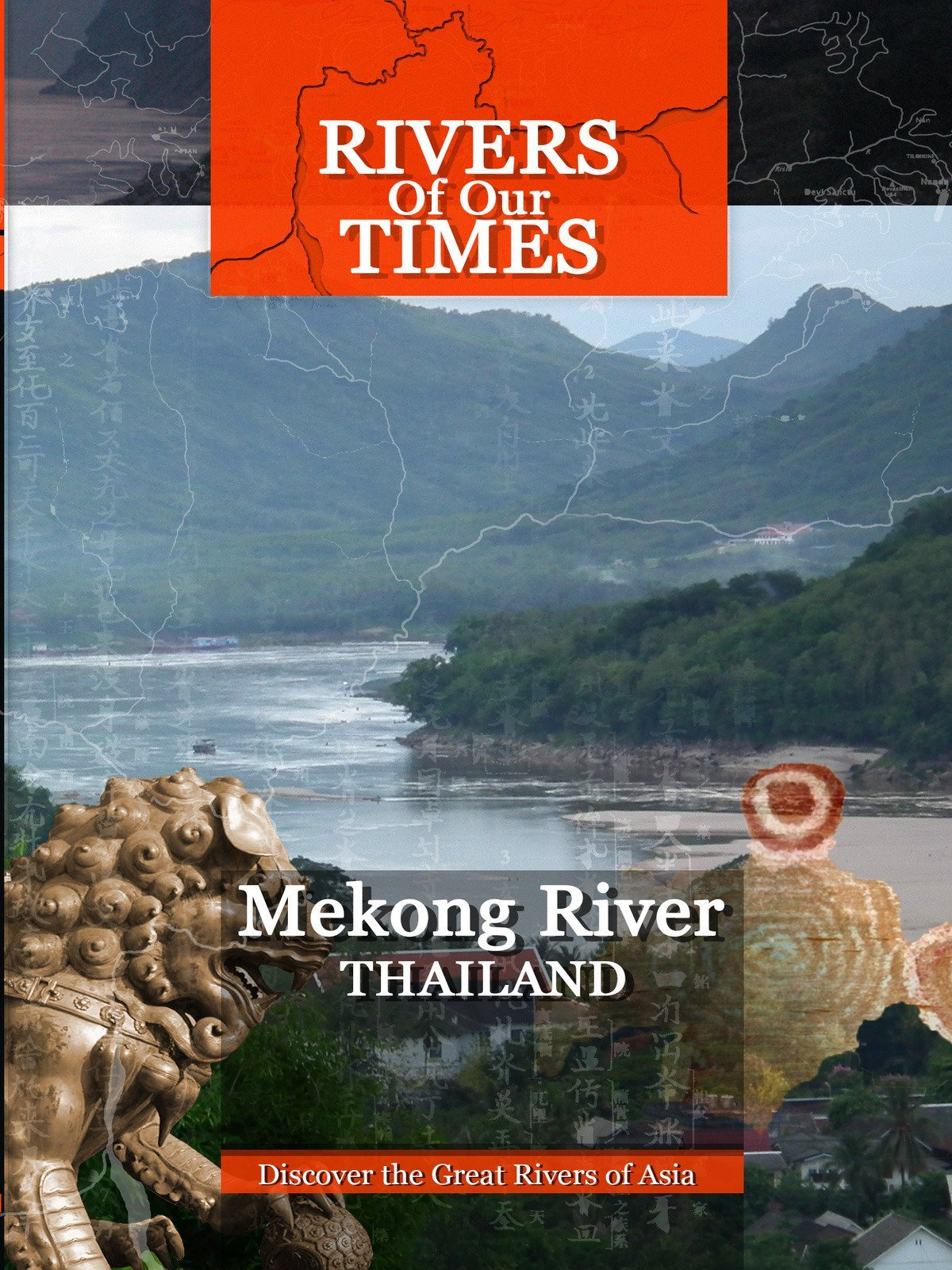 Rivers of Our Time - Mekong River, Thailand on Amazon Prime Video UK