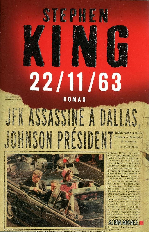 22/11/63 Stephen King - storming