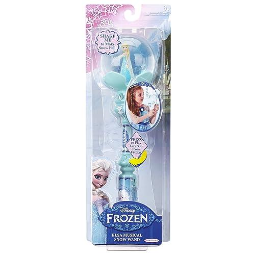 Frozen Elsas Musical Snow Wand