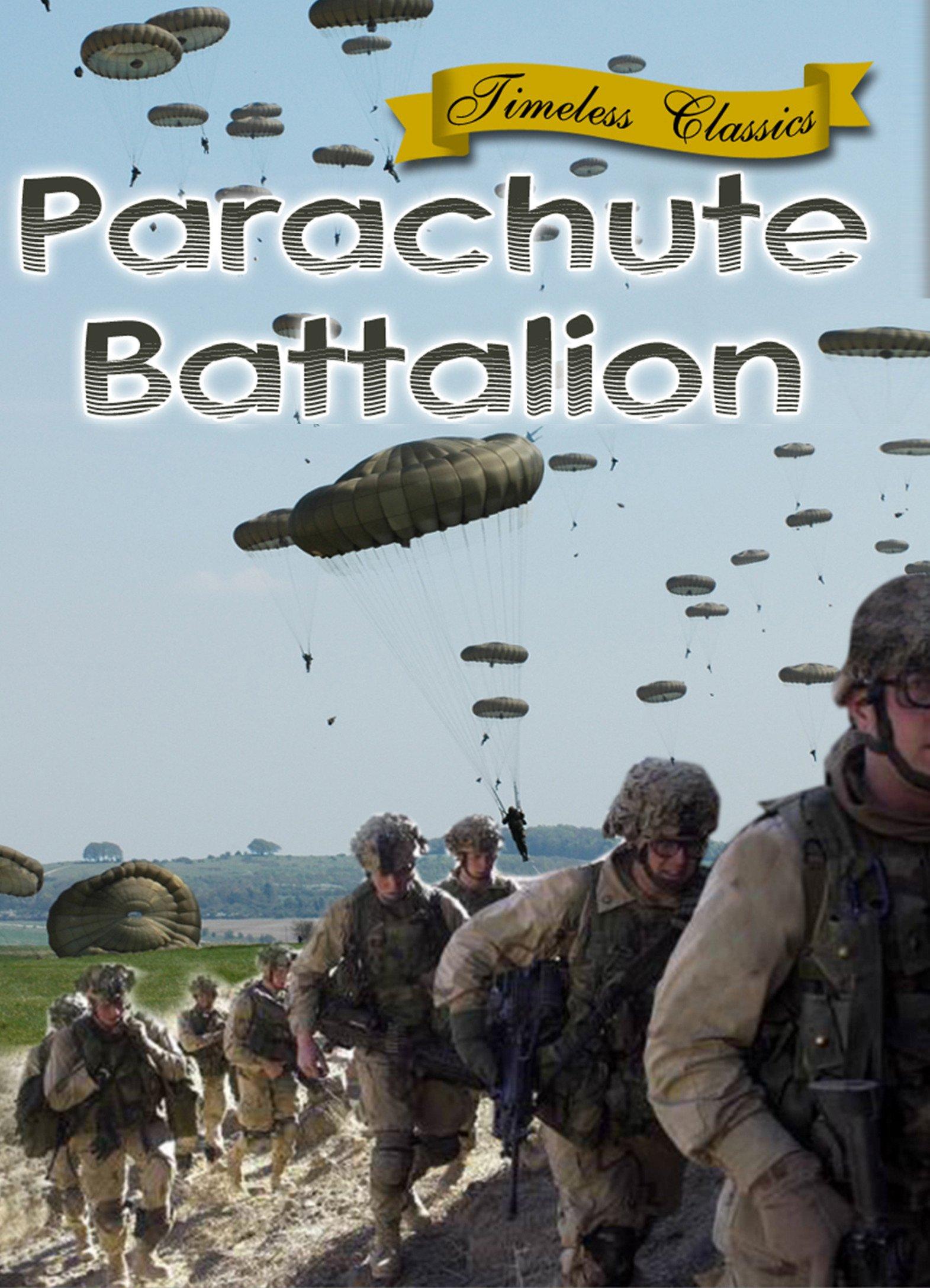 Parachute Battalion (1941)
