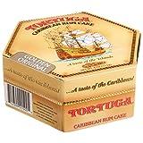 Tortuga Original Caribbean Rum Cake, 4-ounce Cake with Walnuts Flavored (Color: Coffee, Tamaño: 4oz)