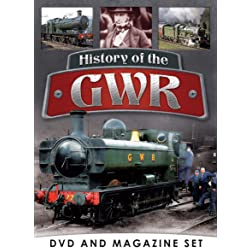 History of The GWR Magazine Set