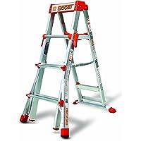Ladders Little Giant 6-ft Aluminum 300-lb Step Ladder