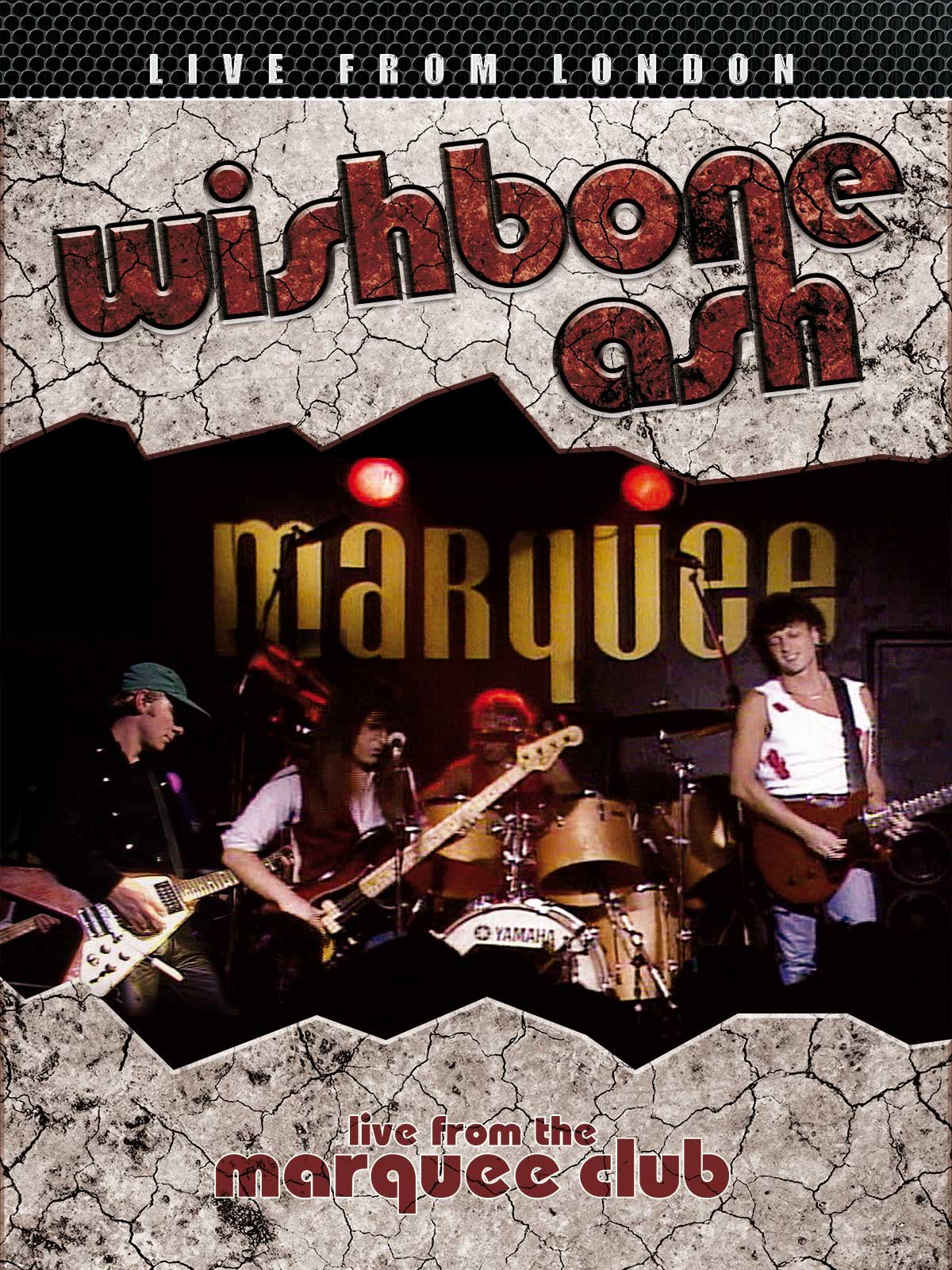 Wishbone Ash - Live From London