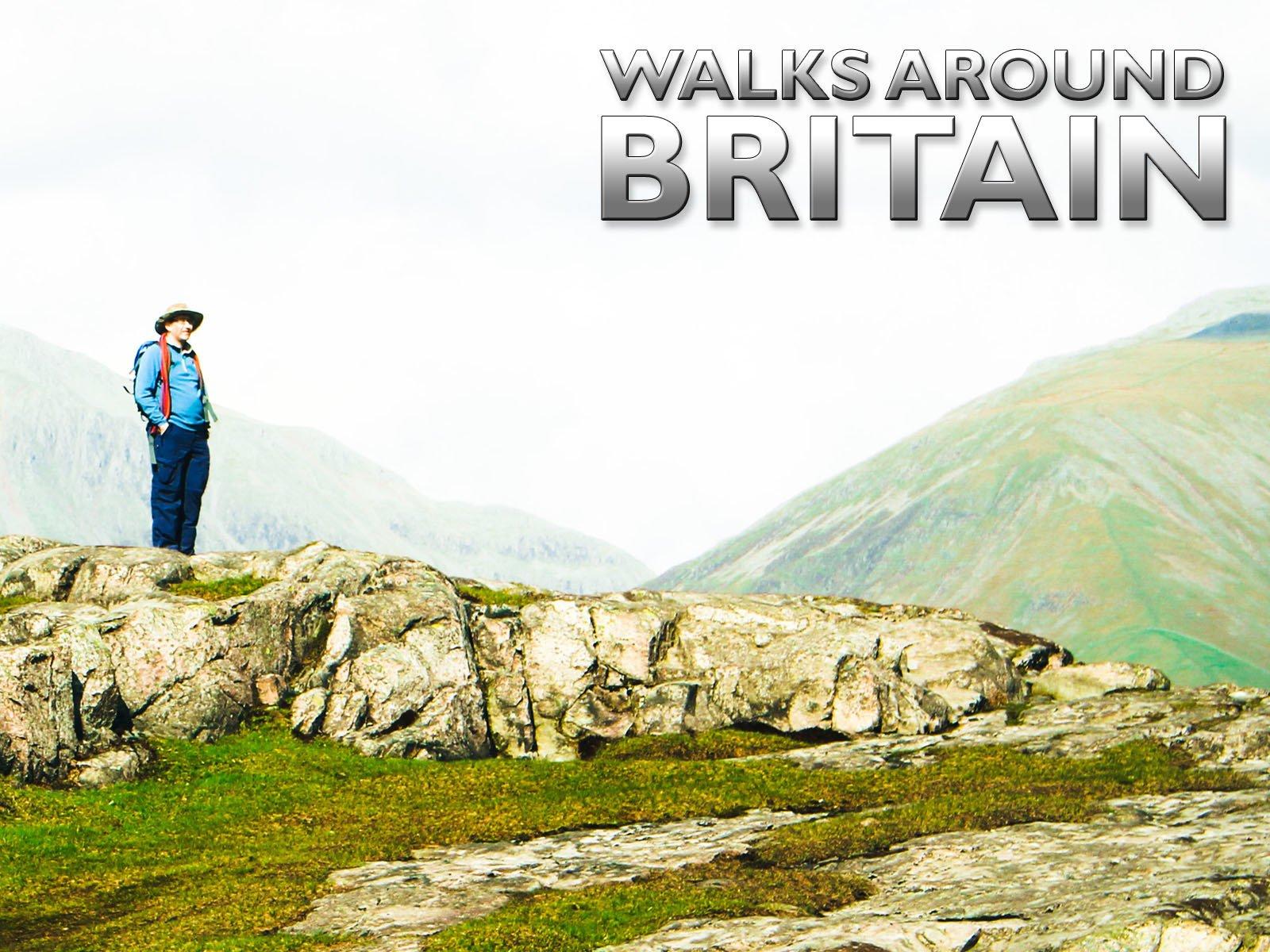 Walks Around Britain - Season 3