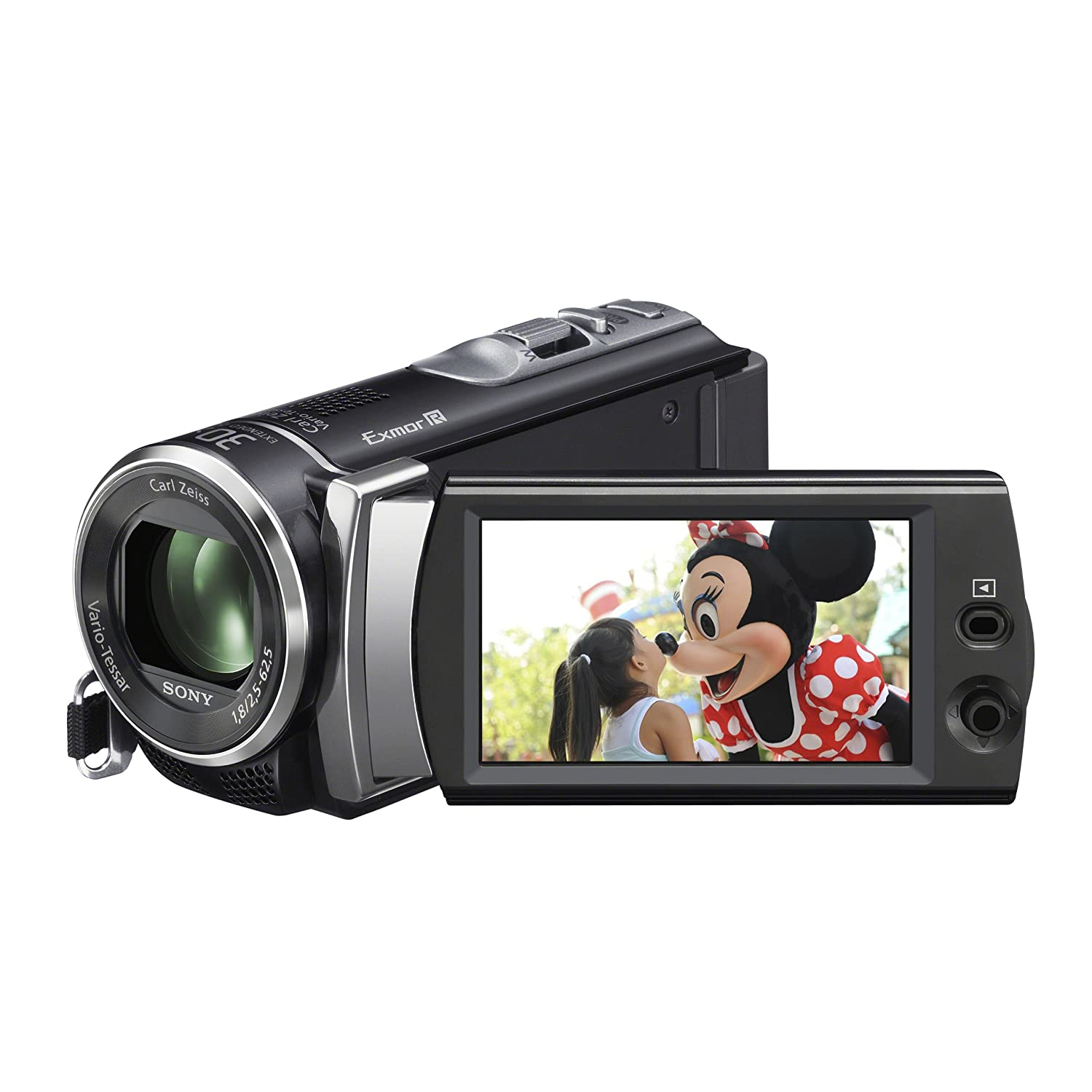 Sony HDR-CX190 High Definition Handycam 5.3 MP Camcorder with 25