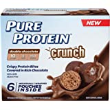 Pure Protein Crunch Chocolate, 1.2 Ounce, 6 Count Multipack (Tamaño: 6 Servings)