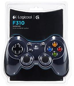 LOGICOOL ワイヤレスゲームパッド F310r