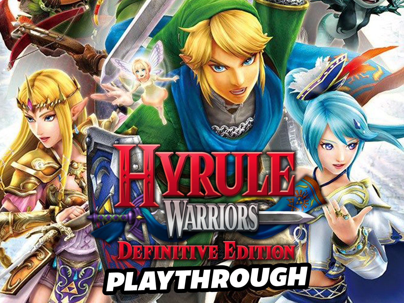 Clip: Hyrule Warriors Definitive Edition Playthrough - Season 1