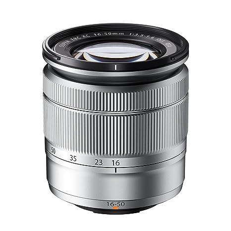 Fujifilm Objectif Zoom 16 - 50 mm / F 3,5 - 5,6 XC OIS - Argent