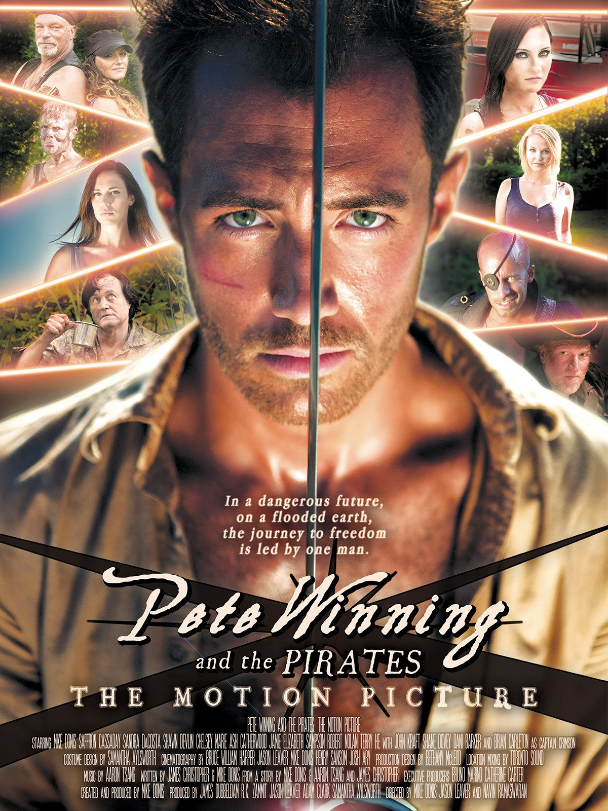 Pete Winning and the Pirates on Amazon Prime Video UK
