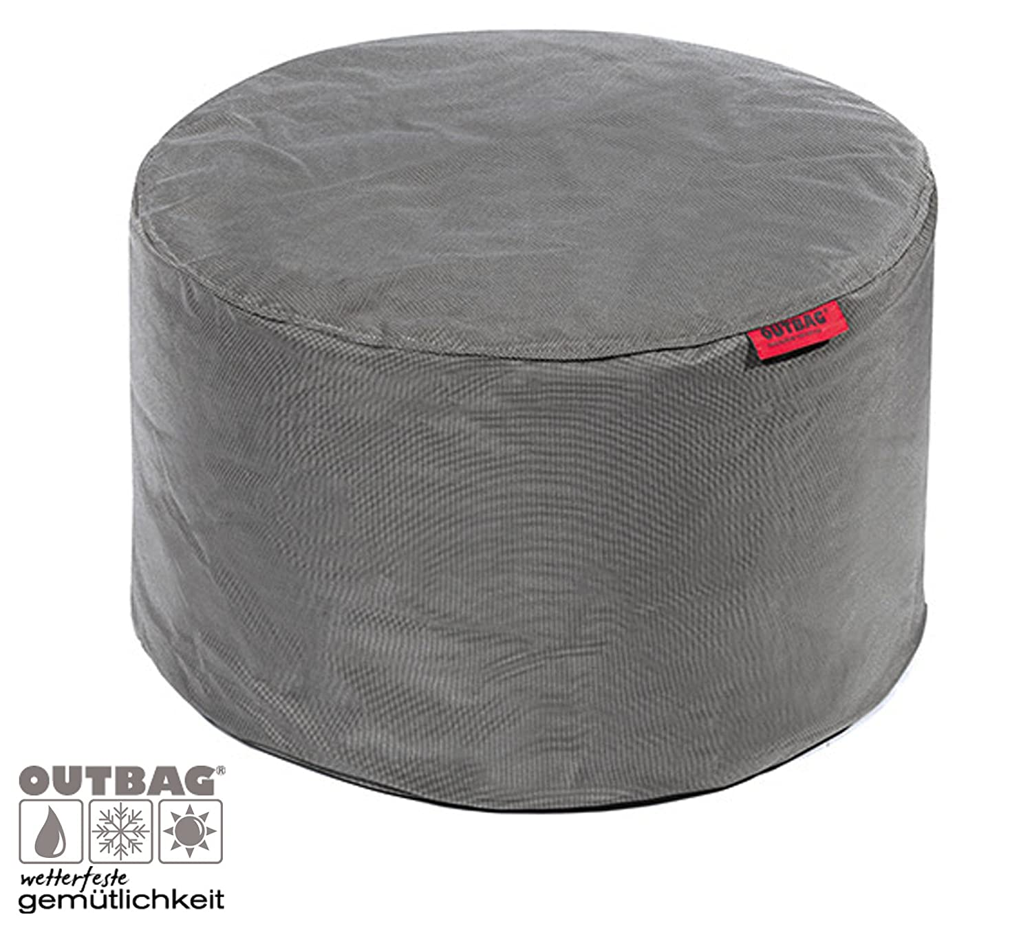 Sitzsack Outbag Rock Kollektion Fabric in Anthrazit kaufen