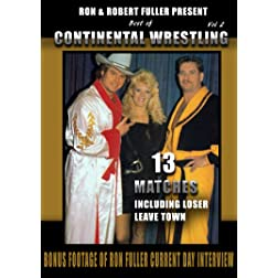 Best Of Continental Wrestling Vol. 2