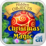 Hidden Objects Christmas Magic & 3 pu...