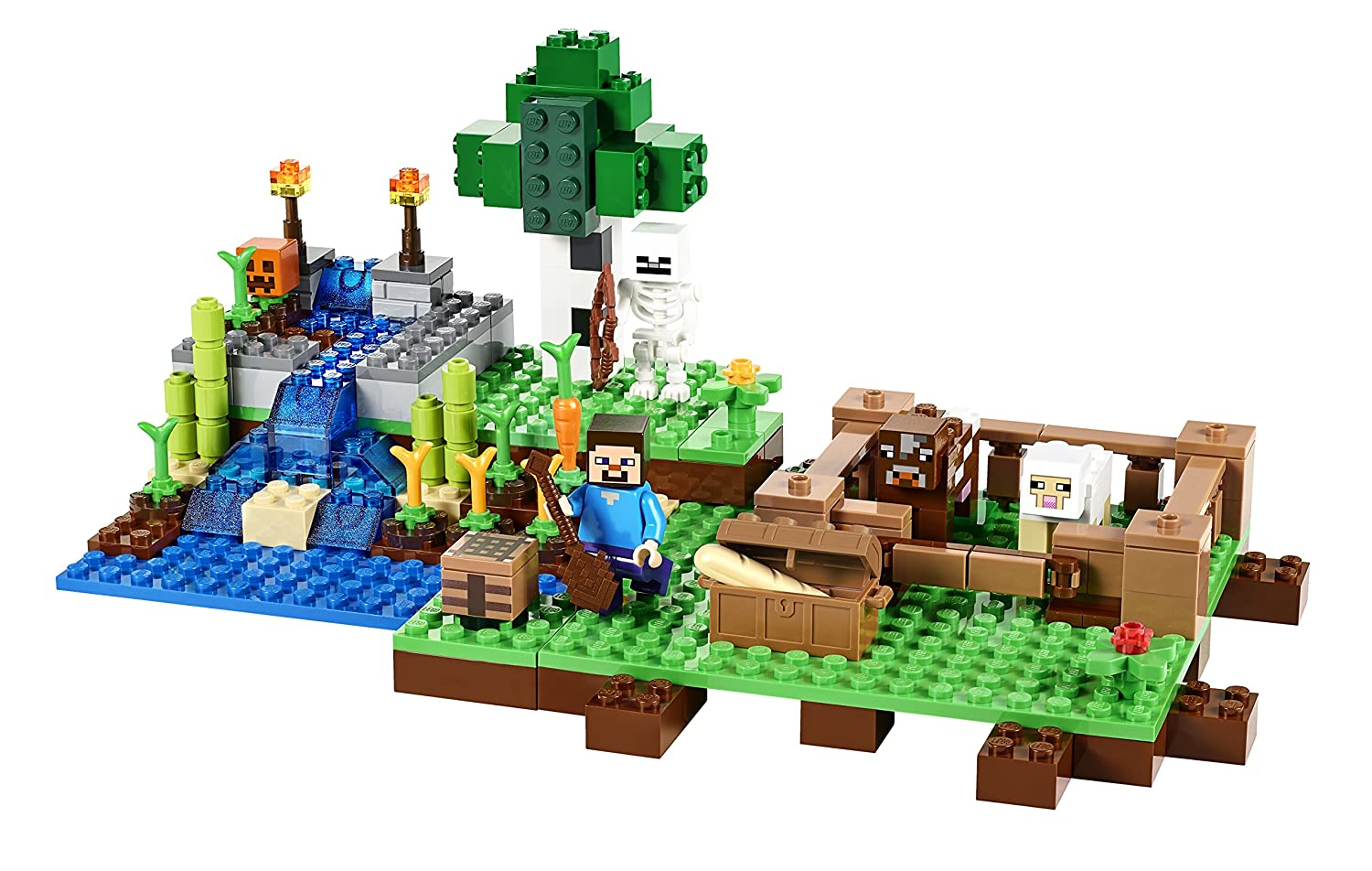 LEGO Minecraft: The Farm