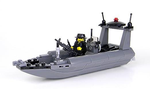 Navy Seal Custom Navy Seal Rhib Attack Boat