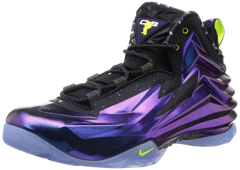 Bright Purple Nike Running Shoes