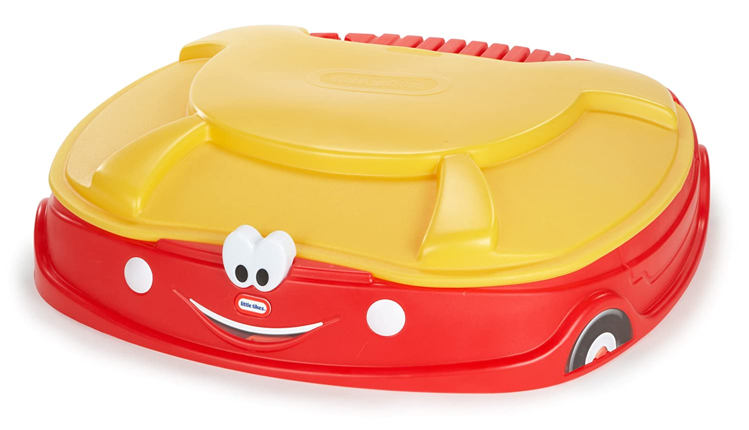 An Image of Little Tikes Cozy Coupe Sandbox