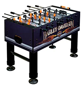 Carrom 753.75 Harley-Davidson Foosball Tables review