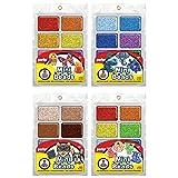 Perler Mini Beads Tray Bundle - Warm, Cool, Neutral and Rainbow (Color: Warm, Cool, Neutral and Rainbow)