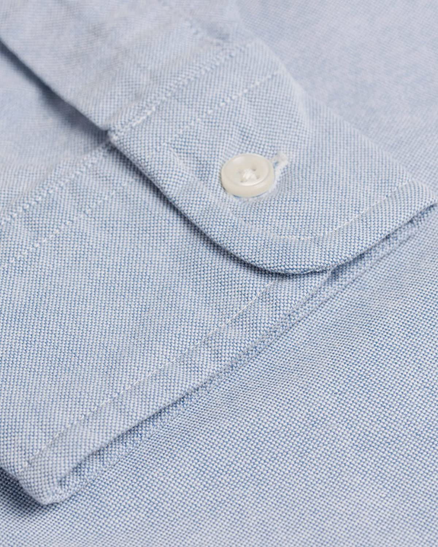 b38cf7da Polo Ralph Lauren Men's Long Sleeve Oxford Button Down Shirt at Amazon  Men's Clothing store