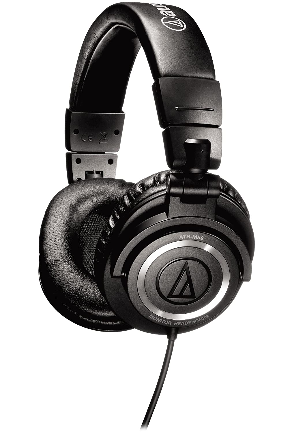 Audio-Technica ATH-M50S Professional Studio Monitor Headphones $104.99 (Today Only)