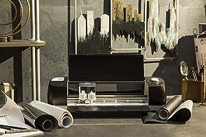 Cricut Explore Air 2, Matte Black (Color: Matte Black, Tamaño: 12-x-12-Inch)
