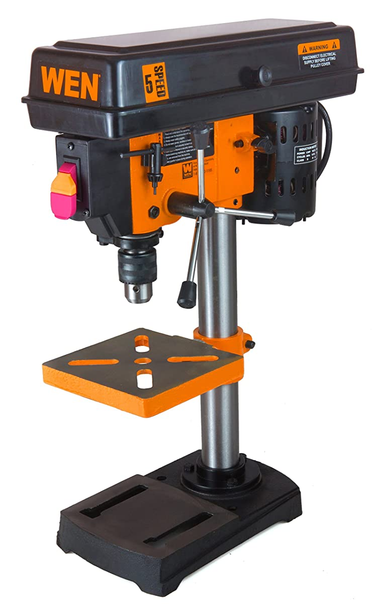 WEN 4208 8-Inch 5 Speed Drill Press