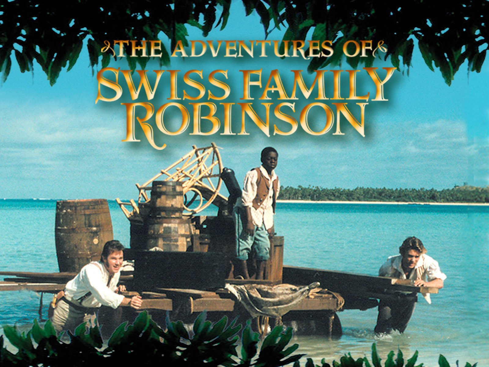The Adventures of Swiss Family Robinson - Season 1