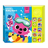 Pinkfong Baby Shark Sound Book (Color: Blue/Yellow, Tamaño: 8.7