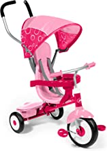 Radio Flyer 4-in-1 Trike Pink