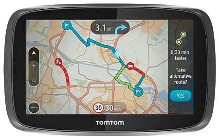 TomTom 1FA5.002.10 GPS Bluetooth Noir