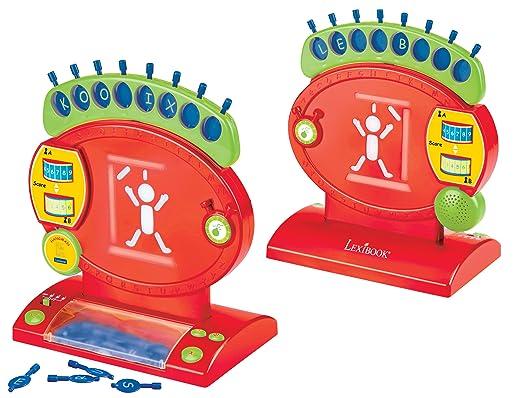 Lexibook - JG800 - Jeux portables - Le Pendu Électronique