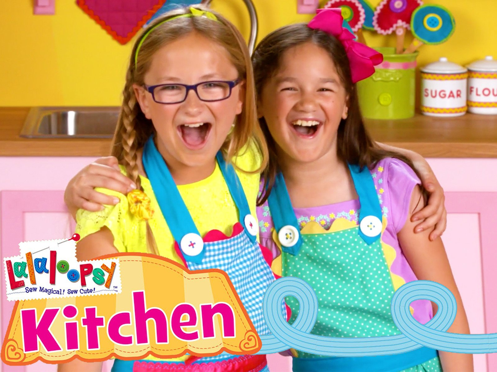 Lalaloopsy Kitchen on Amazon Prime Instant Video UK