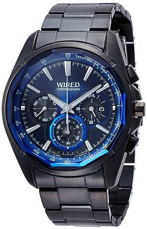 SEIKO WATCH 腕時計 WIRED ワイアード REFLECTION クオーツ カーブハードレックス 日常生活用強化防水(10気圧) AGAV102 メンズ