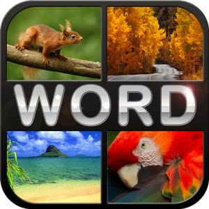 4 pic 1 word puzzle by Fly Fun Games