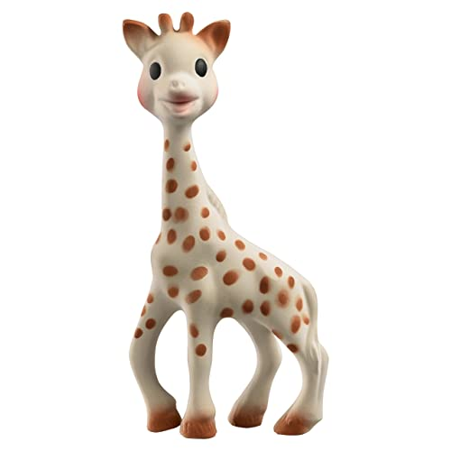 Vulli Sophie giraffe in Natural Rubber Baby Teething Toy