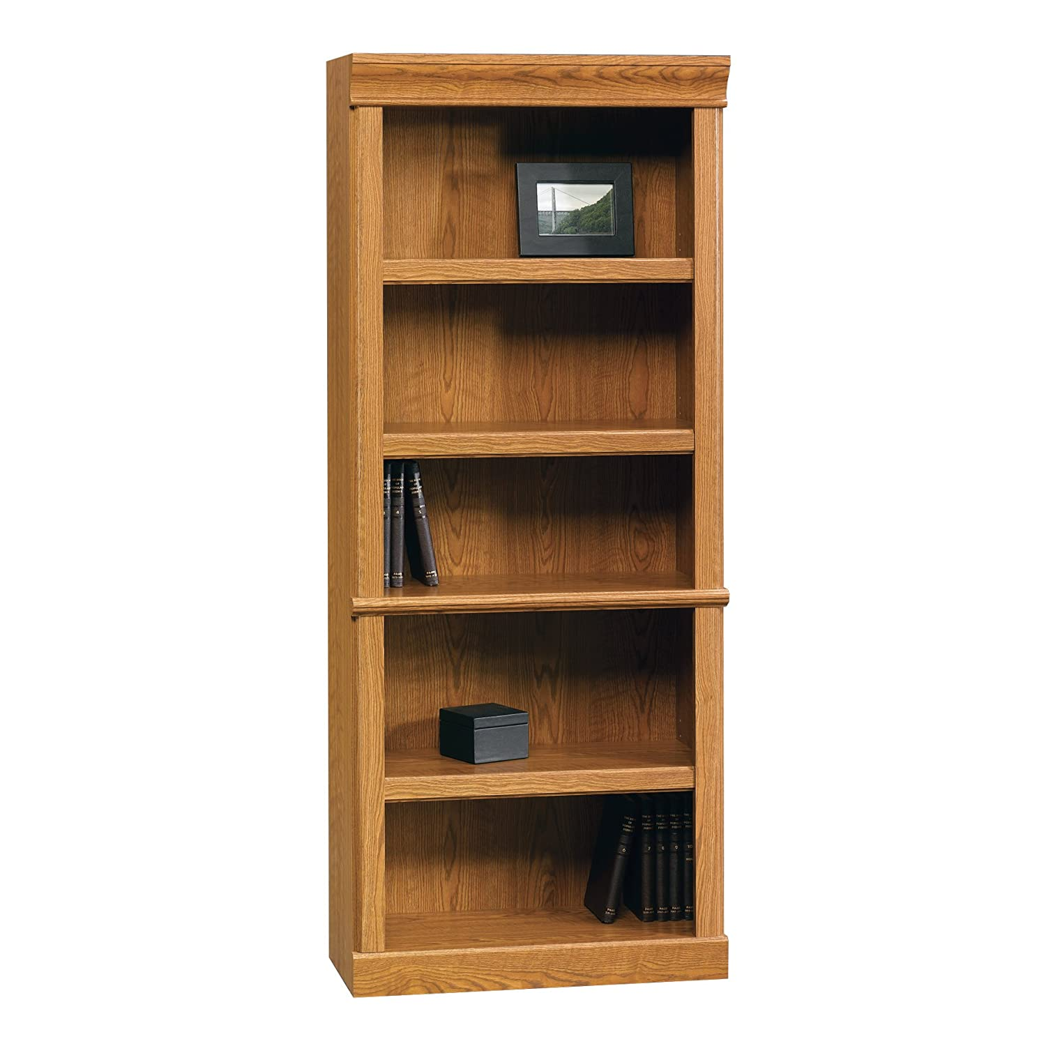 Traditional library bookshelf with doors bookcase carolina for Wood bookcase with doors