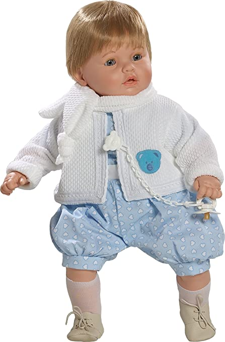 Muñecas Berbesa - 8033 -  Baby Dulzon Poupée  - 62 cm