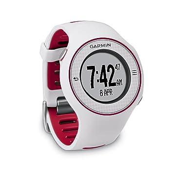 Garmin Approach S3 Golf GPS Watch blanc/rouge