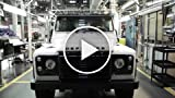 Land Rover Defender Manufacturing: Trim and Final...