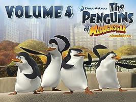 The Penguins of Madagascar Volume 4