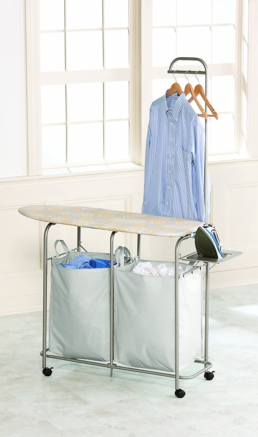 best fold down laundry tables seekyt