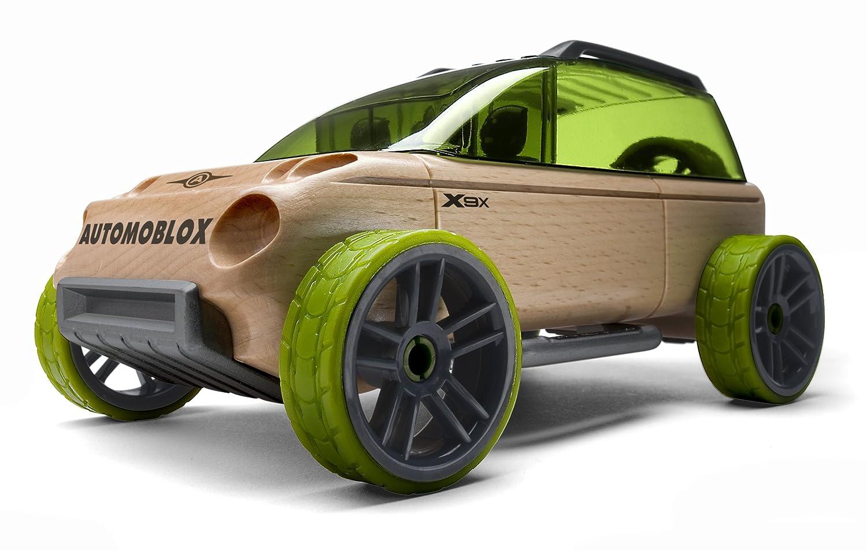 Automoblox Mini X9-X Suv Green by Automoblox