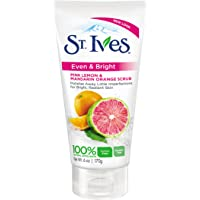 St. Ives Even & Bright Pink Lemon & Mandarin Orange 6-oz. Facial Scrub